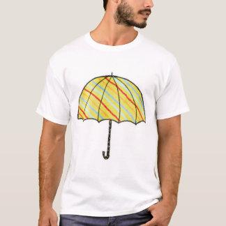 Paraguas rayado de Homeberries Playera