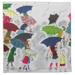 Paraguas Servilleta