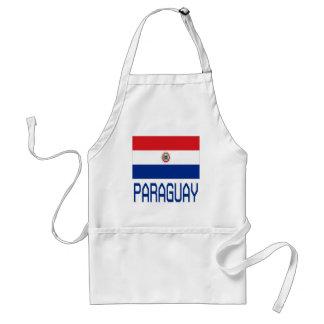Paraguay Adult Apron