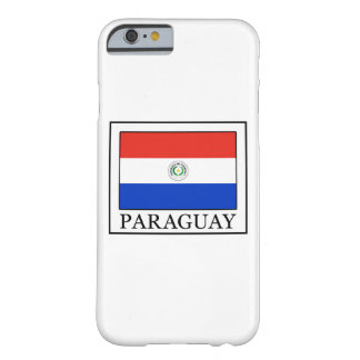 Paraguay Barely There iPhone 6 Case