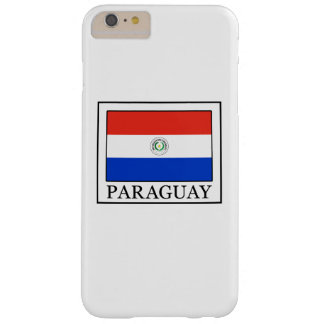 Paraguay Barely There iPhone 6 Plus Case