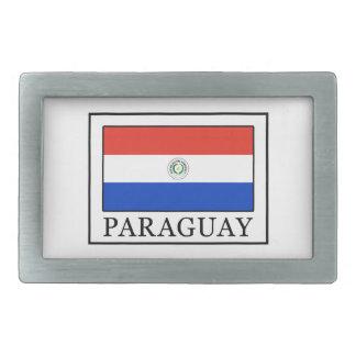 Paraguay Belt Buckle