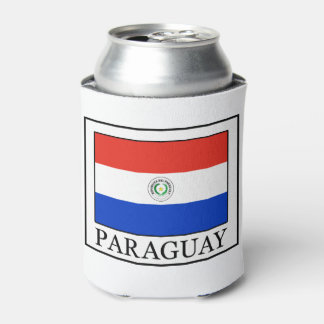 Paraguay Can Cooler