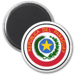 Paraguay Coat of Arms Magnets