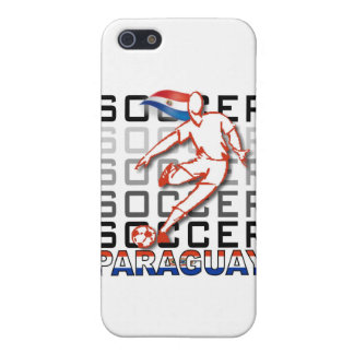 Paraguay Copa America 2011 iPhone 5 Cases