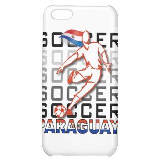 Paraguay Copa America 2011 iPhone 5C Case