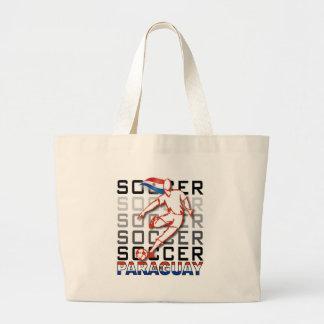 Paraguay Copa America 2011 Tote Bags
