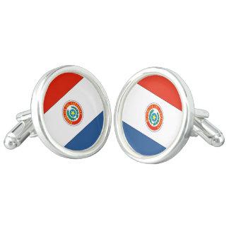 Paraguay Cufflinks