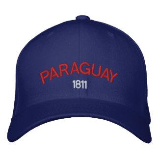 Paraguay Custom Baseball Cap