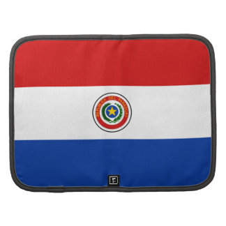 Paraguay Flag Folio Organizer