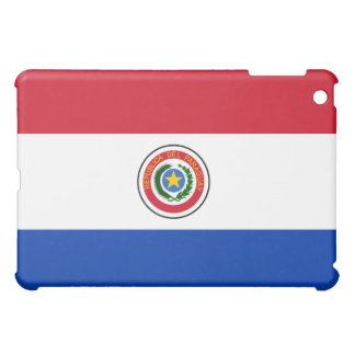 Paraguay Flag Cover For The iPad Mini