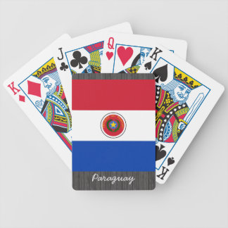 Paraguay Flag Playing Cards