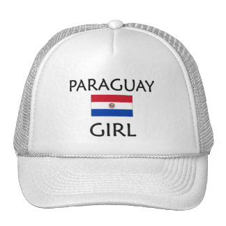 PARAGUAY GIRL HATS