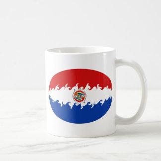 Paraguay Gnarly Flag Mug