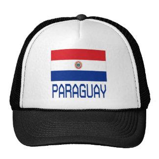 Paraguay Gorro De Camionero