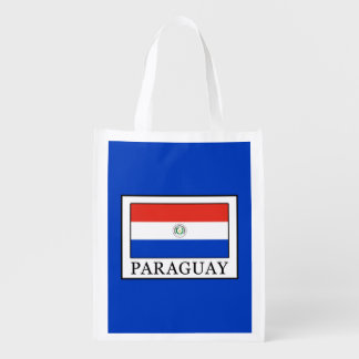 Paraguay Grocery Bag