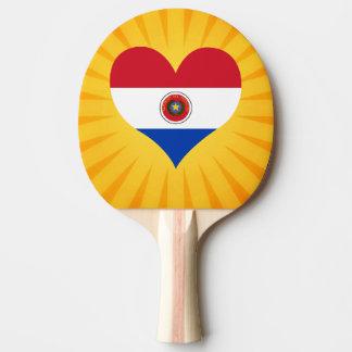 Paraguay lindo superventas pala de ping pong
