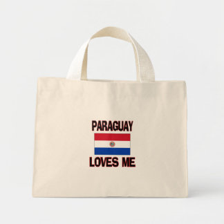 Paraguay Loves Me Bags