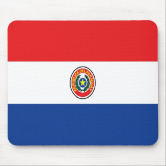 Paraguay Mouse Pad