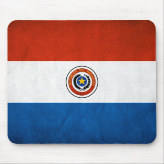 Paraguay National Flag Mouse Pad