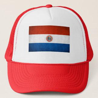 Paraguay National Flag Trucker Hat