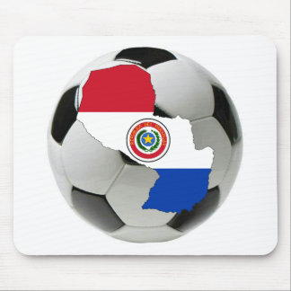 Paraguay national team mouse pad