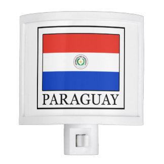 Paraguay Night Light