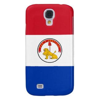 Paraguay Paraguayan Flag Reverse Galaxy S4 Cases