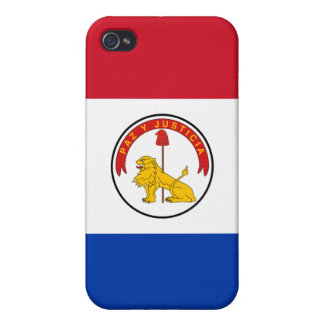 Paraguay Paraguayan Flag Reverse iPhone 4 Cover
