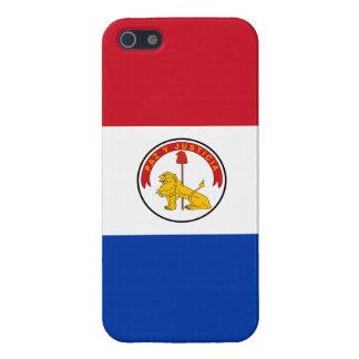 Paraguay Paraguayan Flag Reverse iPhone 5 Cases