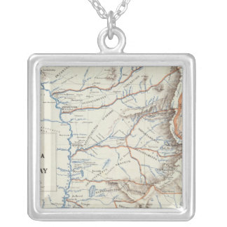 Paraguay Personalized Necklace