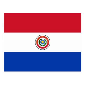 paraguay postcard