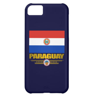 """Paraguay Pride"" Cover For iPhone 5C"