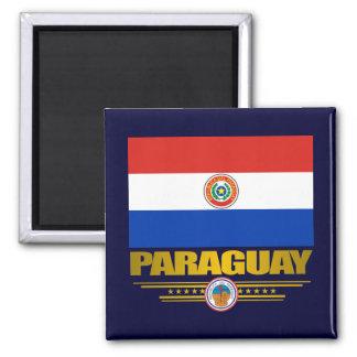 """Paraguay Pride"" Magnet"