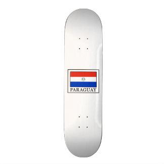 Paraguay Skateboard Deck