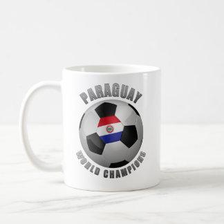 PARAGUAY SOCCER CHAMPIONS COFFEE MUG