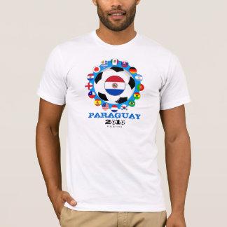 Paraguay Soccer T-Shirt World Cup Quarterfinals