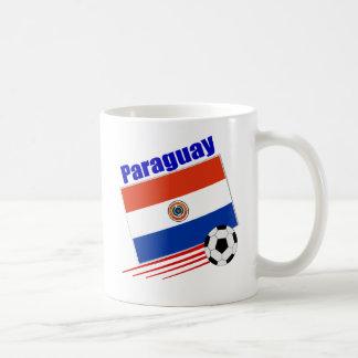 Paraguay Soccer Team Coffee Mug