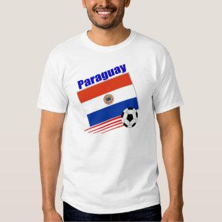 Paraguay Soccer Team Tee Shirt