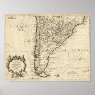 Paraguay, South America Print