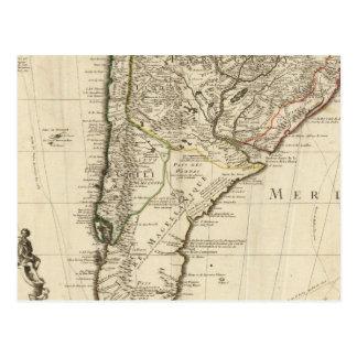 Paraguay, Suramérica Postales