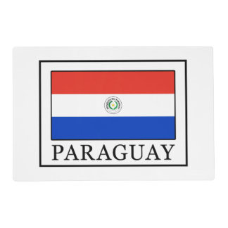 Paraguay Tapete Individual