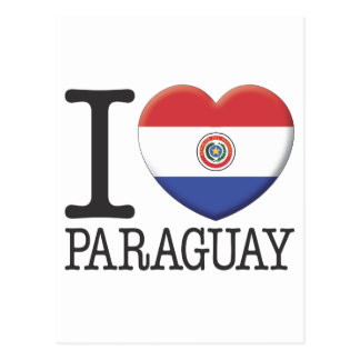 Paraguay Postales