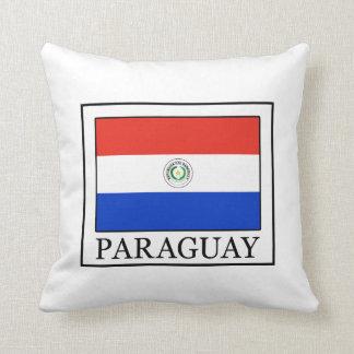 Paraguay Throw Pillow