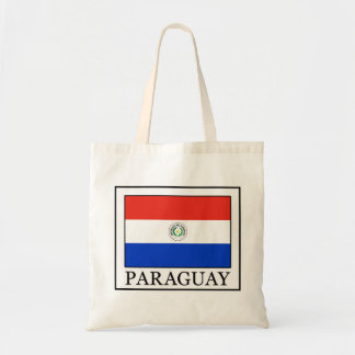 Paraguay Tote Bag