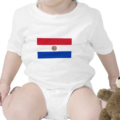 Paraguay Traje De Bebé