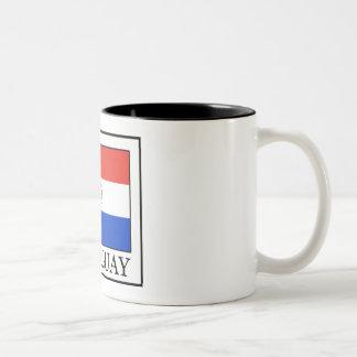 Paraguay Two-Tone Coffee Mug