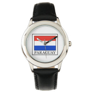 Paraguay Watches