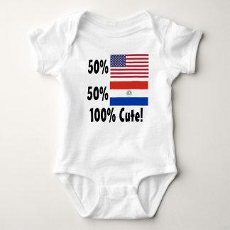 ¡Paraguayan del americano el 50% del 50% el 100% Remera