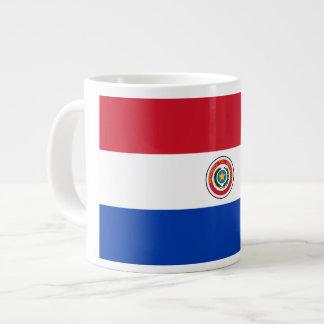 Paraguayan Flag Large Coffee Mug